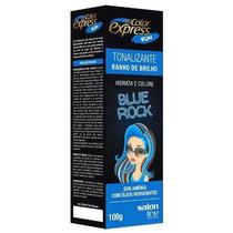Kit Tonalizante Azul Color Express Fun Salon Line Blue Rock