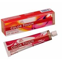 Tonalizante Color Touch 2/8 Preto Azulado