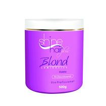 Pó Descolorante Ultrarápido Azull (shine Hair) 500g