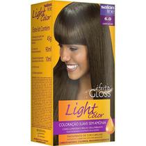 Tintura Semi-permanente Light Color 6.0 Louro Escuro
