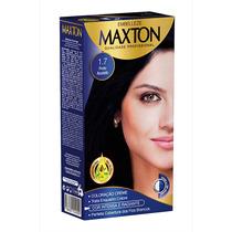 Tintura Maxton Preto Azulado N. 1.7