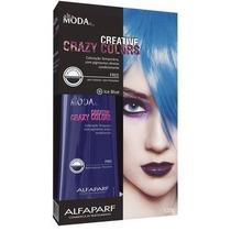 Alfaparf Crazy Colors Tonalizantes Coloridos Cabelos Exotic