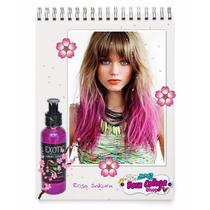 Tonalizante Exotic Colors Criativ - 125gr - Rosa