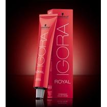 Tintura Igora 9,5-18louro Extra Claro Pastel Rosa
