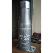 Intense Color Silver Matizador Le Charme