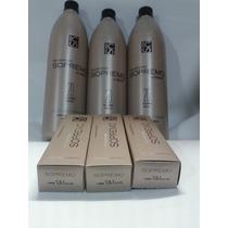 Kit Itallian Hairtech 3 Coloraçao +1 Oxi 20 Vol