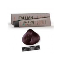 Coloração Permanente Itallian Color - Mogno Intenso 35 - 60g