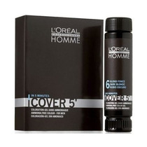 Coloração Loreal Color Homme Cover 5 Gel Sem Amoniaco 50ml