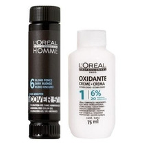 Loreal Homme Cover 5 Tintura Nº 03,04,05,06 50ml - Loreal