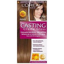 Tintura Casting Creme Gloss 700 Louro Natural