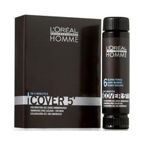 Homme Cover 5 Coloração Em Gel 50ml 6 - Louro Escuro