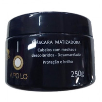 Máscara Oikos Matizadora Apolo 300ml