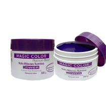Magic Color Power Desamarelador Hidro Máscara Nutritiva 300g