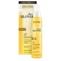 Spray Clareador Sheer Blonde Go Blonder Controlled Lightenin