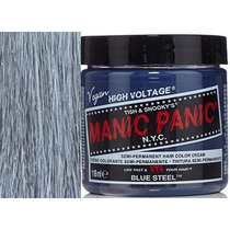 Manic Panic Tinta Semi Permanente Das Famosas Blue Steel