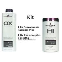 Kit Descolorante Radiance Plus+ Ox Radiance Plus