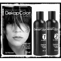 Removedor De Coloração Capilar Dekapcolor System 400ml Yamá