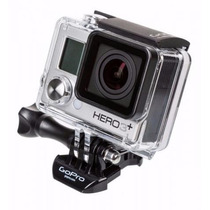 Gopro Camera Hero 3+ Silver Edition Full Wifi Hd Go Pro