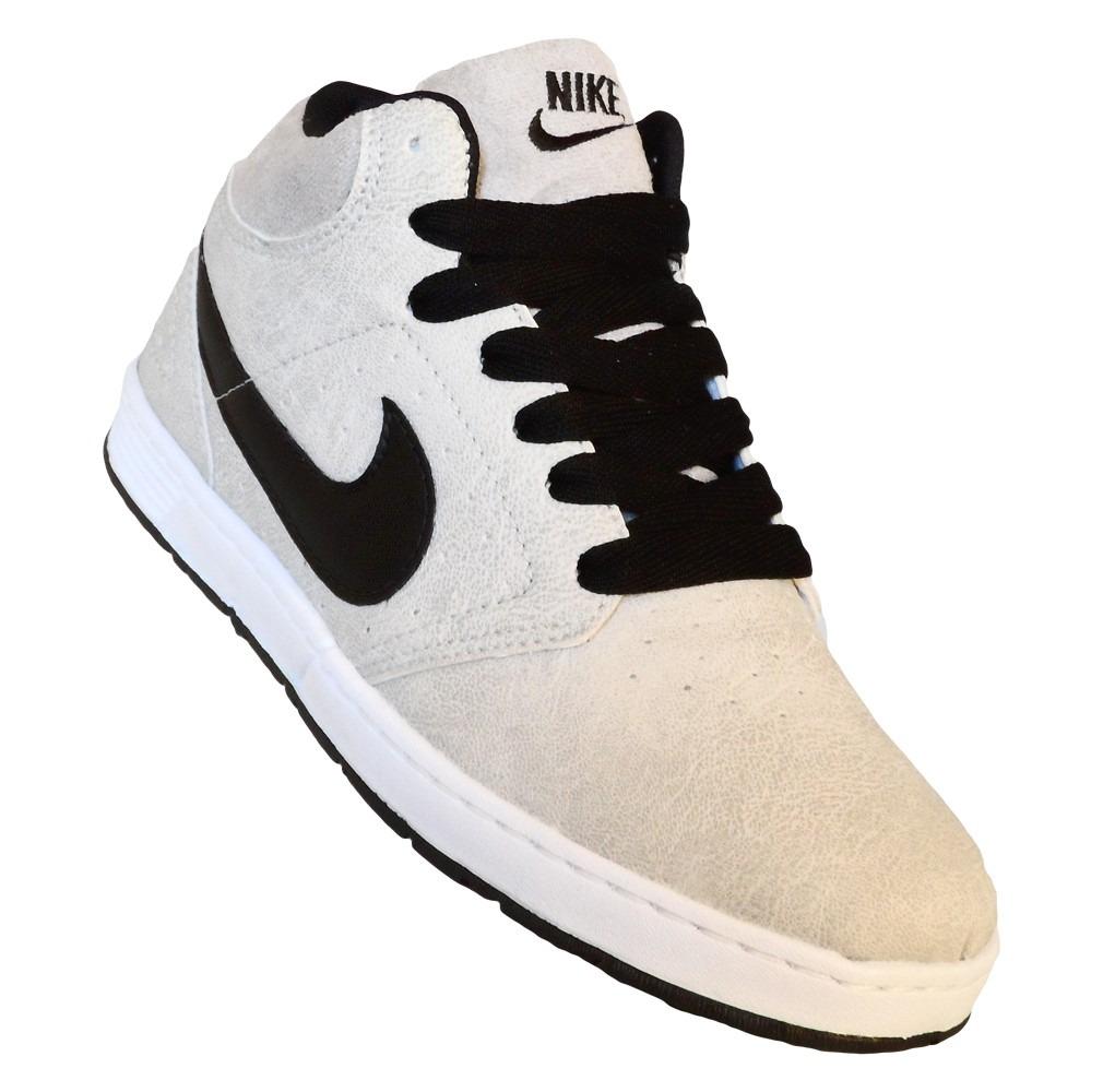 Netshoes Tenis Nike Masculino Cano Alto Style Guru Fashion