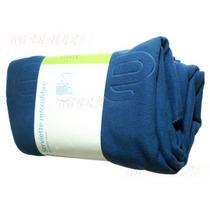 Toalha De Microfibra Kingcham Azul Absoluto