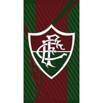Toalha Time De Futebol Felpuda Buettner Fluminense 906300