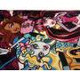Monster High Toalha De Banho Aveludada