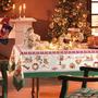 Toalha De Mesa Retangular Receita Noel 8p 140x250 Cm - Kar