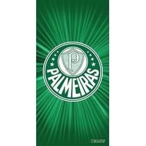 Toalha Time Veludo Algodão Palmeiras 207317 Buettner