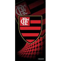 Toalha Time Veludo Algodão Flamengo 207315 Buettner