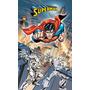 Toalha Veludo Superman 70x1,20m Buettner