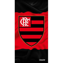 Toalha De Time Futebol Oficial Flamengo Aveludado Buettner