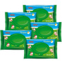 Kit Com 5 Pcts - Lenços Toalhas Umedecidas Huggies - 48 Cada