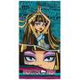 Toalha Felpuda Monster High - Coleção 2014