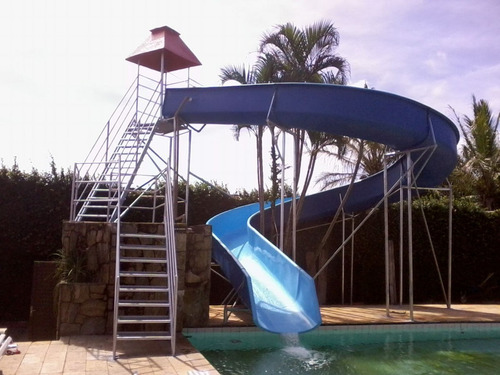 Tobo gua para piscina clube parque quatico 11 50 for Piscina 50 metros sevilla