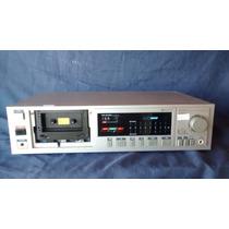 Tape Deck Gradiente Ds 40 Toca Fita Radio Bivolt Funcionando