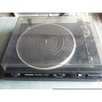 Toca Discos Pioneer Model Pl 600 - Com Agulha