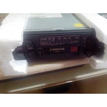 Rádio Toca Fitas Para Carro Cougar Cs 805 - Raridade!!!