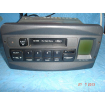 Rádio Ford Cs4100 Original Ka, Fiesta, Ranger