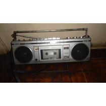 Radio Gravador Sanyo M-7700k Vintage N/funciona