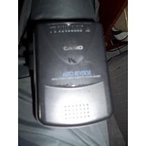 Walkman Am/fm Com Toca Fitas Auto Reverse Casio Antigo