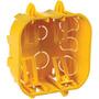 Caixa Pvc Embutir 4x4 Drywall Gesso Tramontina