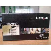 Toner Lexmark 12a7400/e321/e323/e323n Original Lexmark