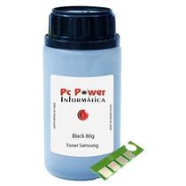 Kit Recarga Toner + Chip Samsung Scx 4200 | Scxd4200a 80g