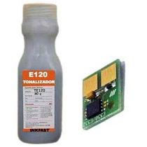 ** Toner Refil + Chip Lexmark E120 E120n E 120 E12018sl