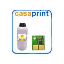 Kit De Recarga P/ Toner Samsung Clp-600 Clp-650 Yellow