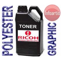Pó De Toner Ricoh Af1220 Mp1500 Mp1600 Mp1900 Af2015 100g