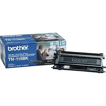 Toner Original Brother Tn-115 Bk Preto Hl 4070 Dcp 9040 9045