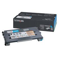 Toner Lexmark C500s2cg Azul Original C500 / X500 / X502