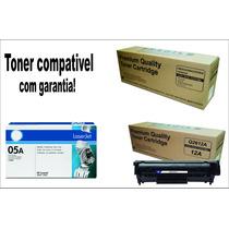 Toner Novo Hp Ce505a 505a 05a 2035 2055 P2035 2055x Cartucho