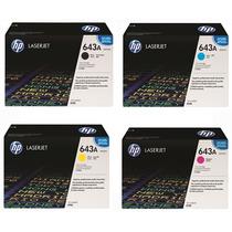 Toner Hp Q5950a / Q5951a / Q5952a / Q5953a Original Lacrado